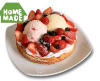 Berry Very Good Waffle